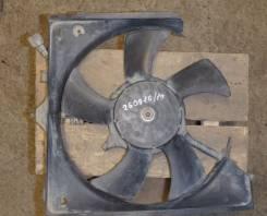 Вентилятор охлаждения радиатора. Nissan Primera, P11
