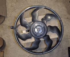 Вентилятор охлаждения радиатора. Hyundai ix35