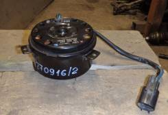 Мотор вентилятора охлаждения. Chevrolet Lacetti