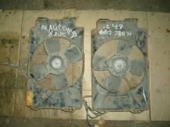 Мотор вентилятора охлаждения. Toyota Master Ace Surf, CR28G Двигатель 2CT