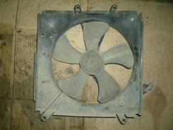 Мотор вентилятора охлаждения. Toyota Corolla, AE91 Двигатель 5AF