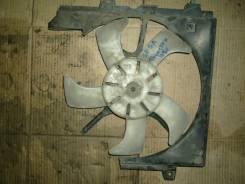 Мотор вентилятора охлаждения. Subaru Forester, SF5 Двигатель EJ20