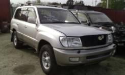 Toyota Land Cruiser. HDJ101, 1HDFT