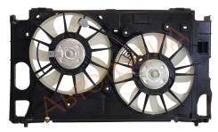 Диффузор радиатора в сборе TOYOTA PRIUS/LEXUS CT200H 09- SAT ST-TYZ30-201-0