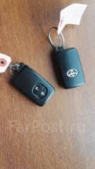 Ключ зажигания. Toyota Prius