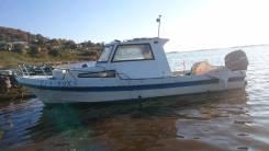Yamaha Fish 22. Год: 1998 год, длина 6,20м., двигатель подвесной, 1,00л.с., бензин
