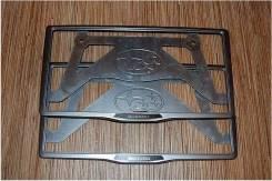 Рамка для крепления номера. Subaru
