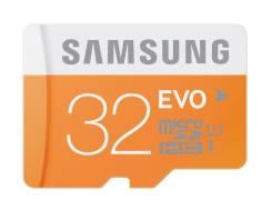 MicroSD. 32 Гб, интерфейс micro SD HC