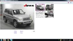 Mitsubishi Pajero iO. H76W, 4G93