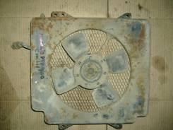 Мотор вентилятора охлаждения. Toyota Lite Ace, CM41V, CM41 Двигатель 2C