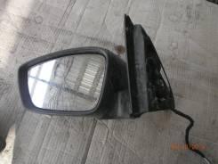 Зеркало заднего вида боковое. Skoda Rapid