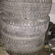 Шины Dunlop 175/70/R14 на дисках. x14