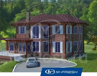 M-fresh Jennyfffffer-зеркальный. 300-400 кв. м., 2 этажа, 5 комнат, кирпич