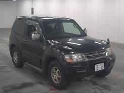 Кузов в сборе. Mitsubishi Pajero, V65W