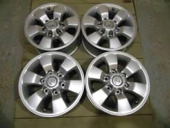 Toyota Land Cruiser Prado. 7.0x16, 6x139.70, ET30