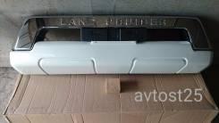 Защита бампера. Toyota Land Cruiser, J200, GRJ200, UZJ200