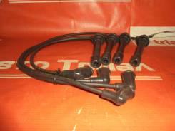 Высоковольтные провода. Honda: Civic Ferio, CR-X Delsol, Civic, Integra SJ, Domani, Partner, Integra, Ballade, Civic CRX, Logo Двигатели: D16B1, P6DD6...