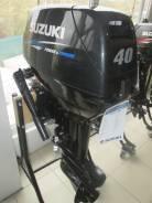 Suzuki. 40,00л.с., 2-тактный, бензиновый, нога S (381 мм), Год: 2016 год