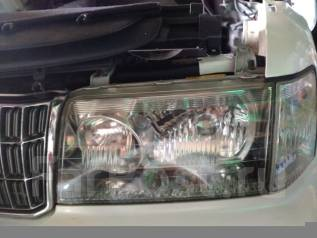Фара. Toyota Crown, GS151, GS151H, JZS151, JZS153, JZS155, JZS157, LS151, LS151H Двигатели: 1GFE, 1GGPE, 1JZGE, 2JZGE, 2LTE. Под заказ