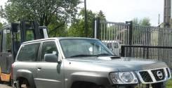 Кузов в сборе. Nissan Patrol