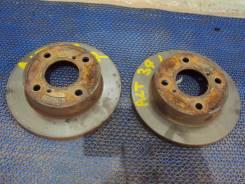Диск тормозной. Suzuki Alto, HA25S, HA25V Двигатели: K6A, K6ALEANBURN