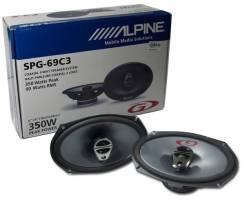 Динамики Alpine SPG-69C3