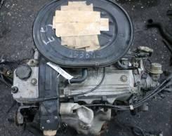 Двигатель в сборе. Mazda Familia Двигатель E5
