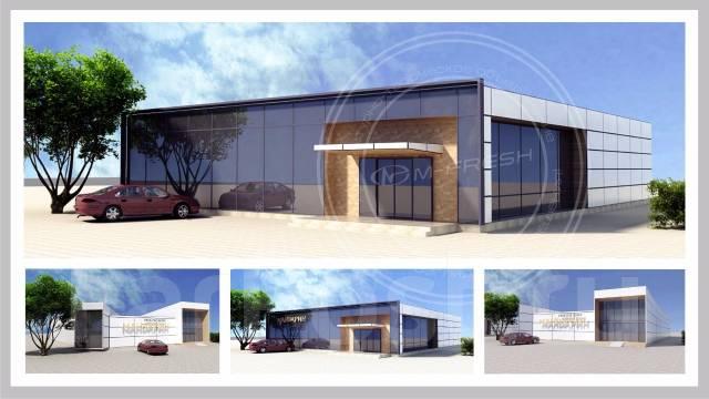 Профессиональное проектирование магазинов, кафе, фасадов салонов!