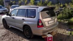 Спойлер. Subaru Forester, SG. Под заказ из Новосибирска