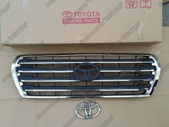 Решетка радиатора. Toyota Land Cruiser