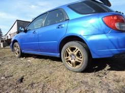 Subaru. 6.5x16, 5x100.00, ET55, ЦО 51,0мм.