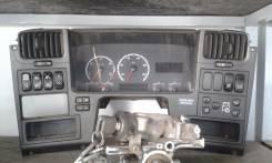 Панель приборов. Scania