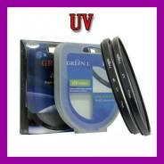 58 mm UV фильтр. диаметр 58 мм