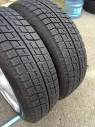 Bridgestone Blizzak Revo2. Зимние, без шипов, 2006 год, износ: 5%, 2 шт