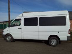 Mercedes-Benz Sprinter. Мерседес Спринтер (кат. В), 2 200 куб. см., 9 мест