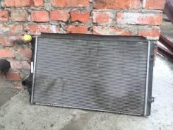 Радиатор охлаждения двигателя. Skoda Octavia, 1Z3, 1Z5, 933 Skoda Superb, 3T4, 3T5 Skoda Yeti, 5L6, 5L7, 676, 677 Audi TT, 8J3, 8J9 Audi S3, 8P1, 8PA...