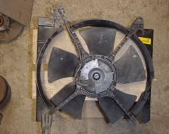 Мотор вентилятора охлаждения. Chevrolet Lacetti Chevrolet Epica Chevrolet Nubira