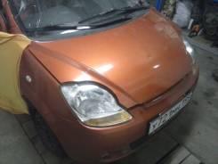 Лонжерон. Chevrolet Spark, M200