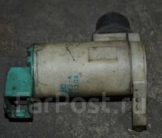 Мотор бачка омывателя. Nissan Pulsar Nissan Almera, N15