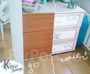 Реставрация мебели.