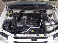 Двигатель в сборе. Mazda Demio Двигатель B3ME