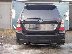 Дверь багажника. Subaru Forester, SG9, SG