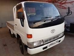 Toyota Hiace. 4WD, 2 800 куб. см., 1 250 кг.