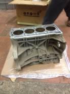 Блок цилиндров. Volkswagen Polo Двигатель CFNB