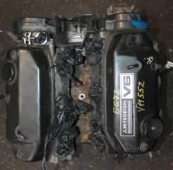Двигатель в сборе. Mitsubishi Pajero, V23W, V43W Mitsubishi Montero Двигатель 6G72. Под заказ