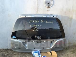 Дверь багажника. Honda Stream, RN1