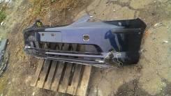 Бампер передний (под ремонт ). Honda Fit Aria, GD8 Двигатель L15A