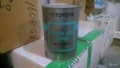 Toyota. Вязкость GL-5, 75w-90, синтетическое