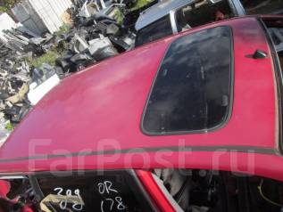 Крыша. Honda HR-V, GH4 Двигатель D16A