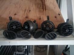 Решетка вентиляционная. Subaru Impreza, GG3, GG2